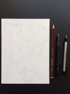 road king pencil